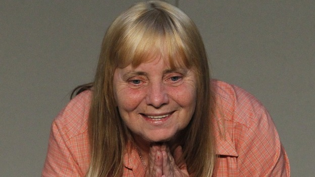 Hillsborough Family Support Group member Margaret Aspinall.