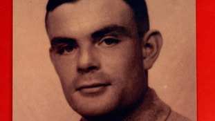 Alan Turing led the famous Bletchley Park codebreakers in WWII