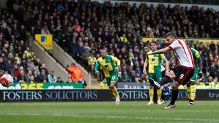 Premier League match report: Norwich City 0-3 Sunderland