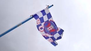 Carlisle United flag