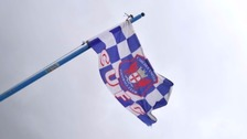Carlisle United flag