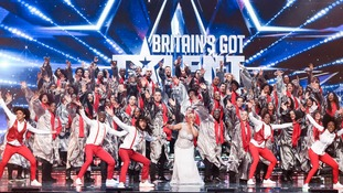 Britain's Got Talent: 100 Voices Of Gospel become second Golden Buzzer act