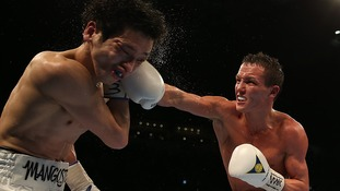Warrington on course for world title shot after Amagasa win