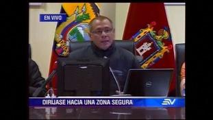Ecuador's vice president Jorge Glas