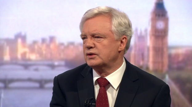 David Davis: Cameron could continue as PM under Brexit