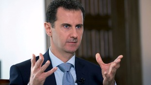 Syria's Assad said Russia will 'not let him lose', says senior Tory