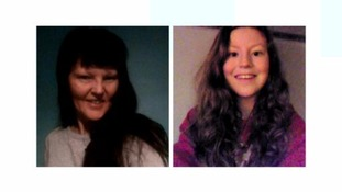 Liz and Katie Edwards are believed to be the murder victims