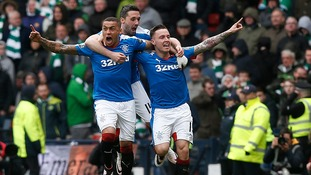 Report: Rangers beat rivals Celtic in Cup semi-final