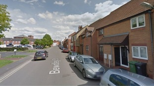 A 53-year-old woman was pronounced dead at the scene