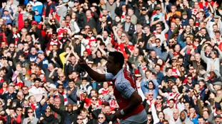 Premier League match report: Arsenal 1-1 Crystal Palace