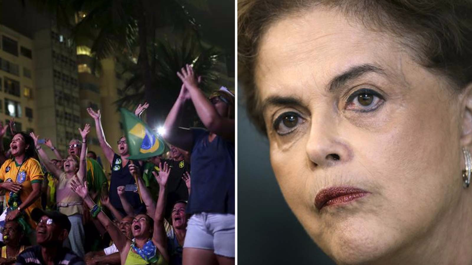 Brazil impeachment: Government concedes defeat
