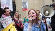 A fifth junior doctors strike is scheduled for April 26 and 27