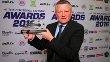 Chris Wilder was named as Manager of the Year.