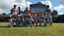 Big hitters from Taunton Muskets baseball team