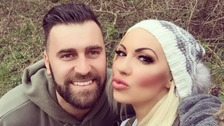 Jodie Marsh has announced her separation from her husband.
