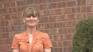 Sonia Hoskins is a keen charity runner, and last year competed in a forty mile event