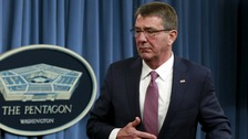 Ash Carter wants his staff to 'think outside the five-sided box that is the Pentagon'