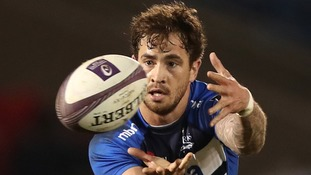 Sale Sharks' Danny Cipriani during the European Challenge Cup, Quarter Final match at the AJ Bell Stadium, Salford