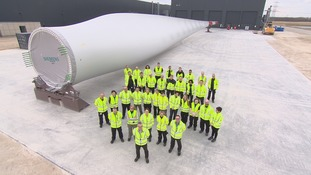 Siemens Hull workers training in Denmark