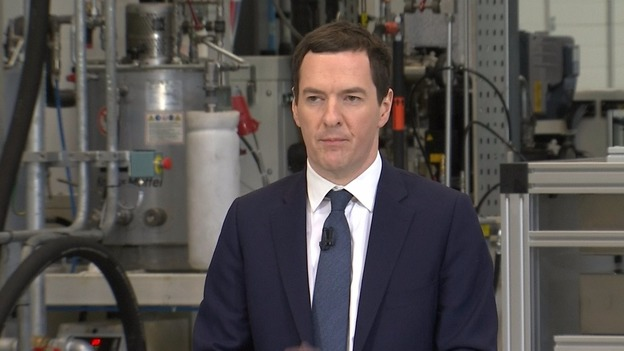 Osborne warns that Brexit will cost £4,300 per household