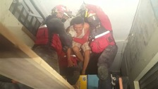 Ecuador rescue
