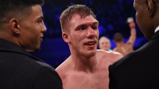 'That's me done': Nick Blackwell retires from boxing after Chris Eubank Jr fight
