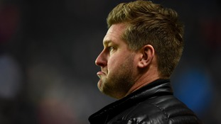 Karl Robinson knows his MK Dons team face a big challenge to survive.