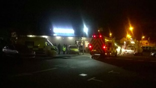 Teenagers arrested after gas canister incident at McDonald's