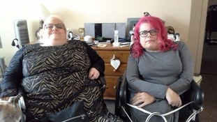 Disabled music fans told 'You've been sat down all day'