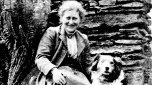 Children's author and illustrator Beatrix Potter