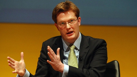 Chief Treasury Secretary Danny Alexander.