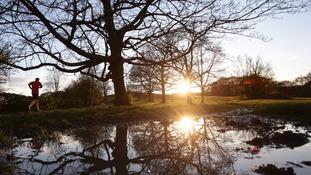 Weather: Dry with plenty of sunshine on Wednesday