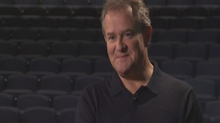 Fred meets 'Lord Grantham' - Hugh Bonneville on life after Downton Abbey & will there be a film?