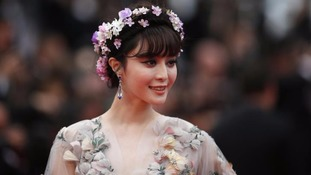 Fan Bingbing is one of China's most famous actresses