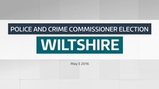 Wiltshire PCC Election Results 2016
