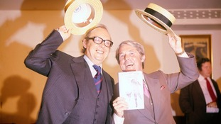 Eric and Ernie heading back to Blackpool 75 years after debut