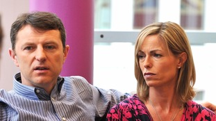 The McCanns initially won the libel case