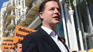Nick Clegg needs to prove himself to his party
