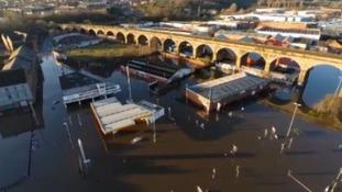 Proposed flood defence scheme for Leeds moves forward