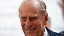 The Duke of Edinburgh, Prince Philip.