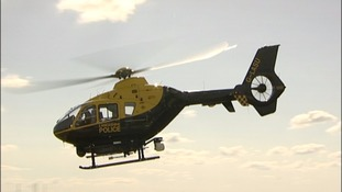 Lancashire Police Helicopter