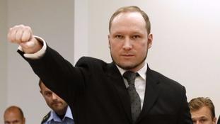 Killer Anders Behring Breivik