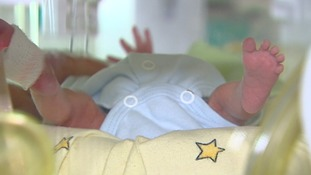Brain-dead woman gives birth to baby boy