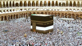 Fraudsters are targeting Muslims planning Hajj pilgrimage to Mecca, police warn