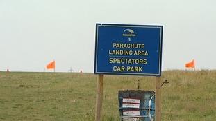 Sibson Aerodrome, near Peterborough, Cambridgeshire.