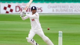 Alastair Cook has hit another century for Essex.