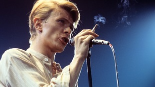 David Bowie died from cancer shortly after releasing album