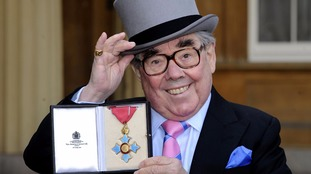 Ronnie Corbett died from Motor Neurone disease