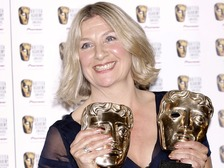 Wood at the 2007 BAFTA awards.