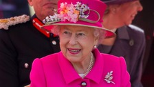 Events are being held across the region today to mark the 90th birthday of the Queen.
